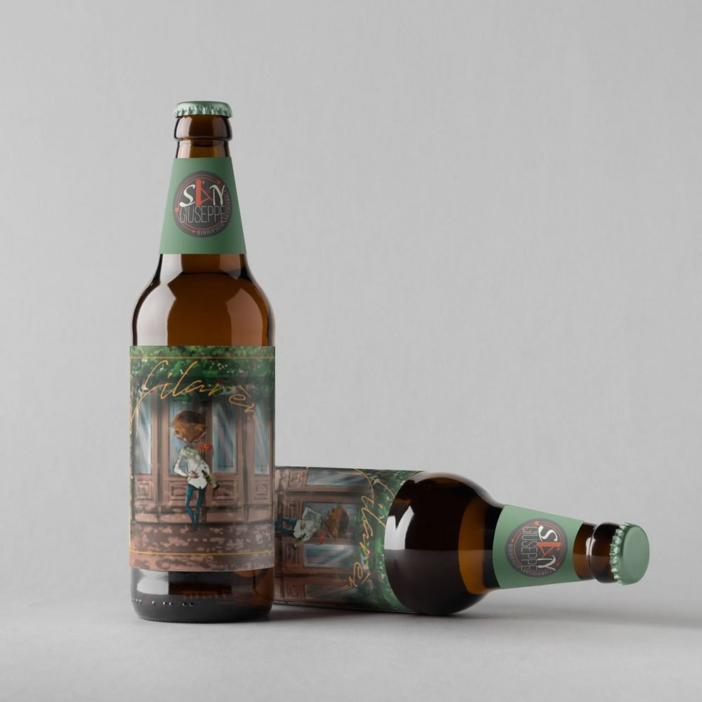 Filaren, la nostra American Amber Ale